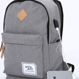 8f0b22c14abf Battery Backpack - Similar to herschel   jansport